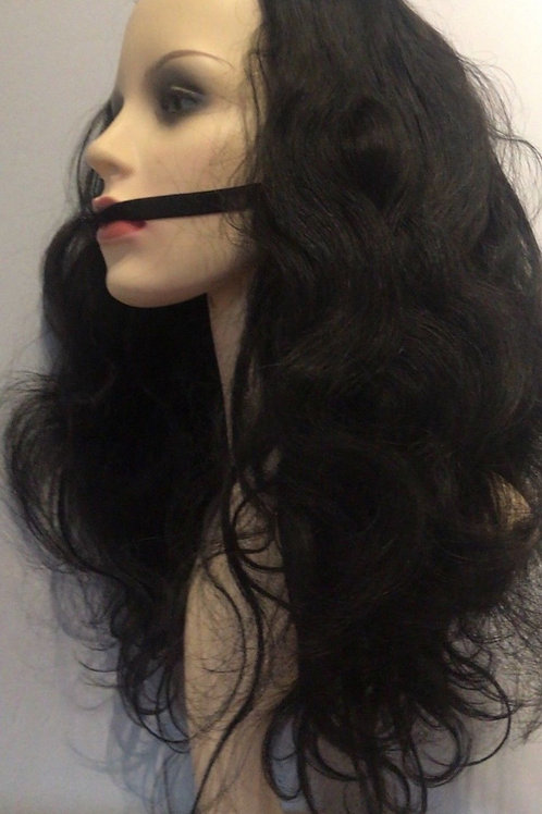 Unprocessed Virgin Brazilian Bodywave U Part Wig 18 inches Grade 8A 300g