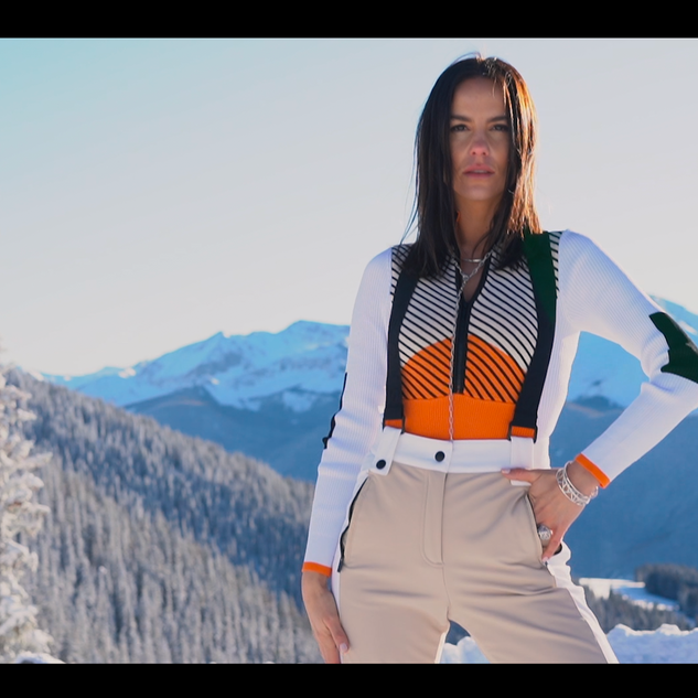 Rachel Lynn Chicago Winter Video Campaign