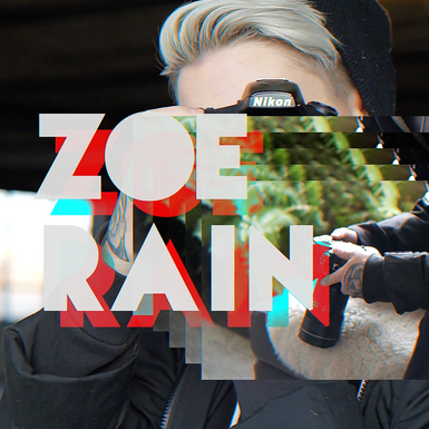 Part 2 featuring Zoe Rain