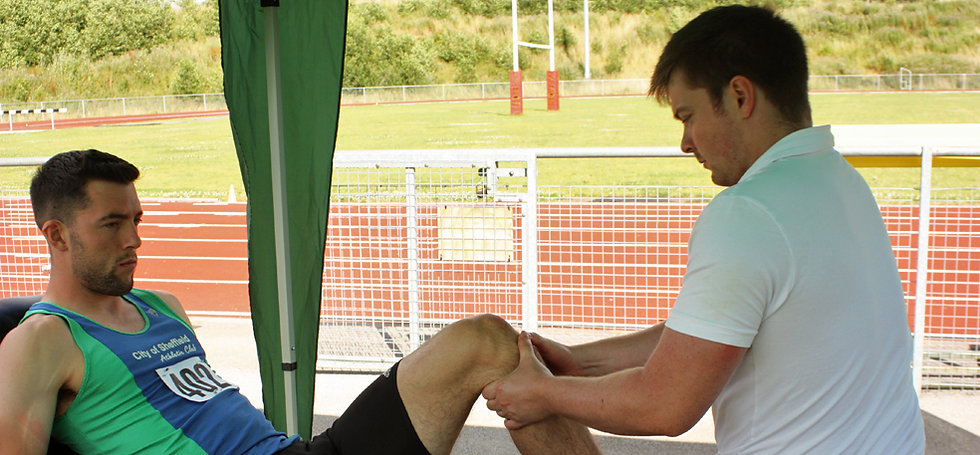 Health in Motion Physiotherapy Sheffield Joint Pain knee pain
