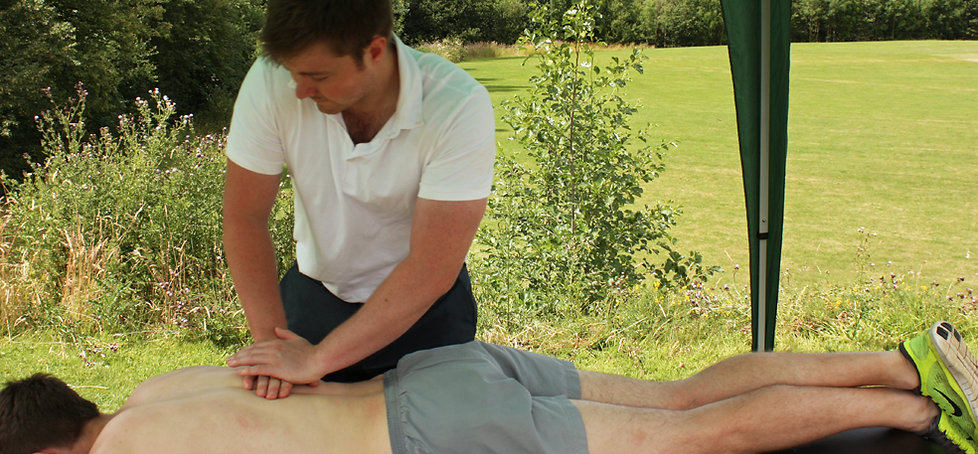 Health in Motion Physiotherapy Sheffield Back pain mobilisation