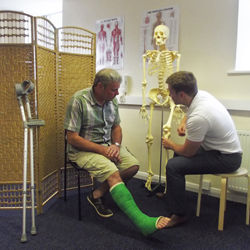 Health in Motion Physiotherapy Sheffield, Post-Op Rehab, Ankle Pain