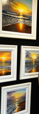 Ben Goymour paintings at Wingates Gallery -Market Harborough & Leicester