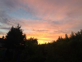 Sunset...wow