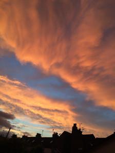 Another glorious sunset