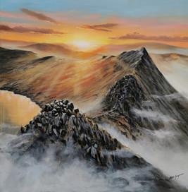 Ben Goymour - Fine art landscape - Striding Edge