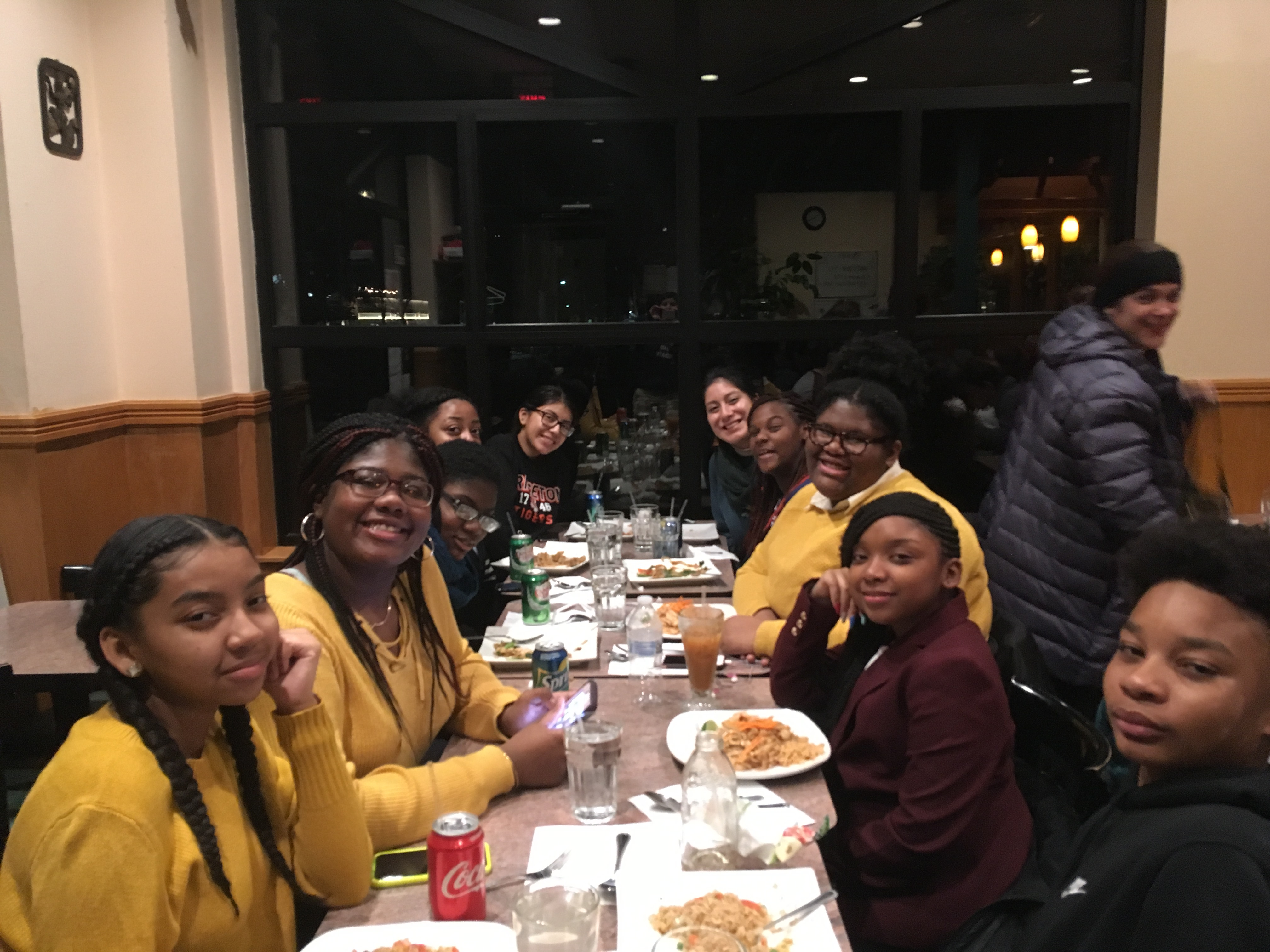 Princeton Team Dinner