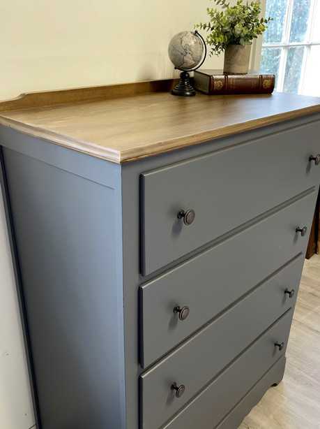 Queenstown Gray and Walnut