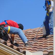 Concrete Tile Repair