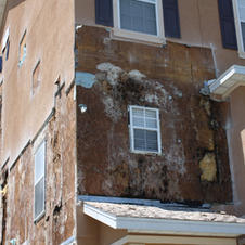 Resulting Damage from Moisture Intrusion