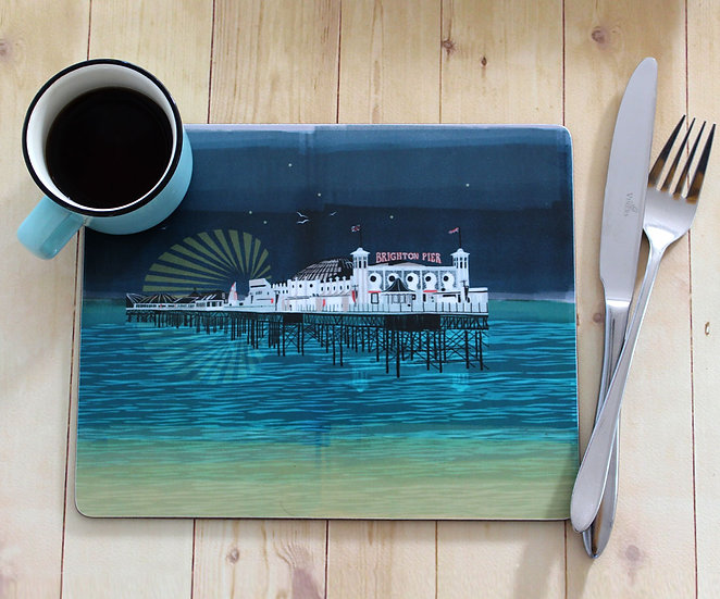 Brighton Pack of 4 Tablemats