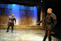 Macduff vs Macbeth