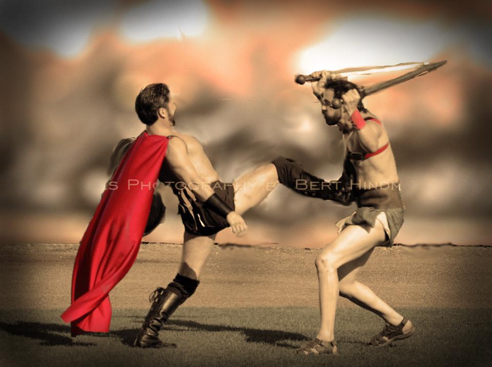 Sparta Kick 2