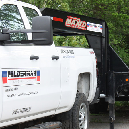 Murray Equipment Inc. selects Felderman Design-Build for facility expansion.