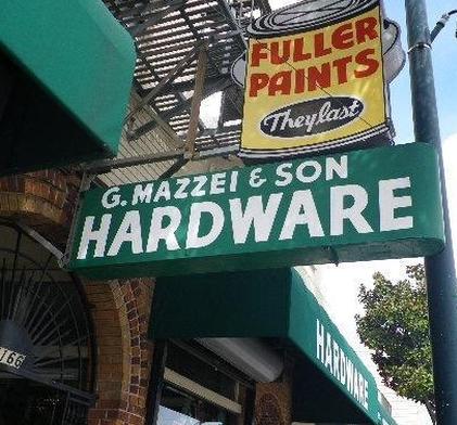 G. Mazzei & Son Hardware