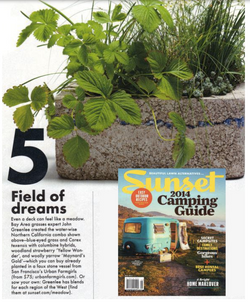 Sunset Magazine 2014