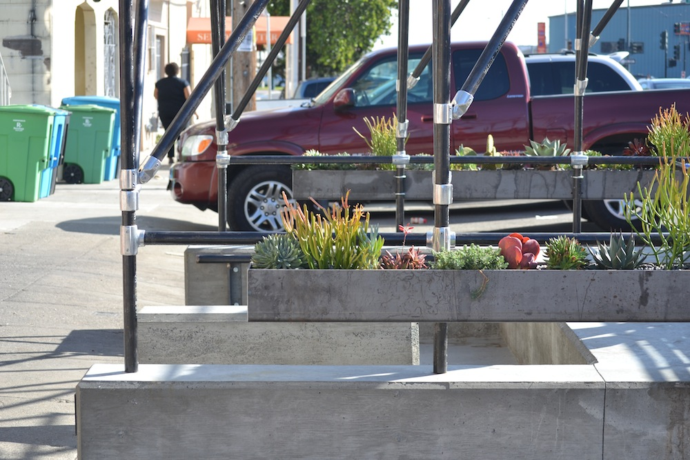 Touble Coffee Parklet