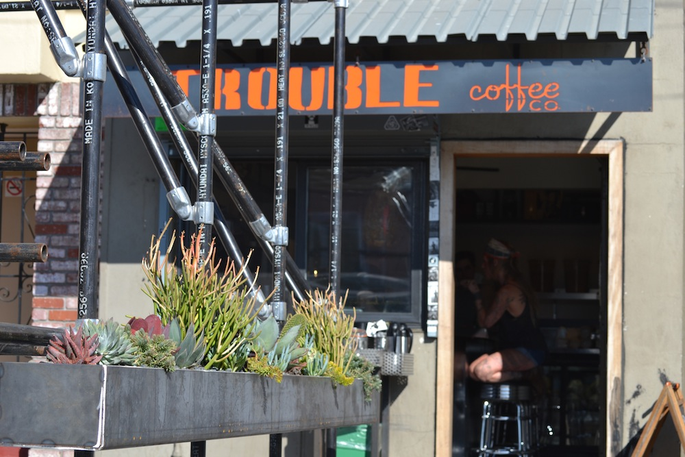 Trouble Coffee