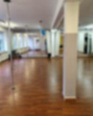 CSS Aerial Dance Studio - Das Studio