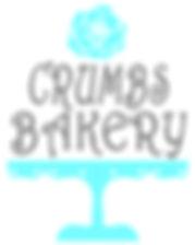 Crumbs bakery logo 300dpi White Backgrou