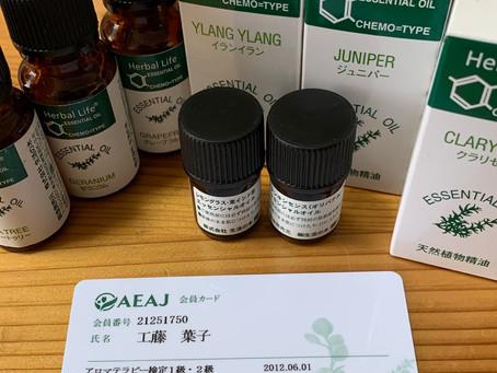 Aromatherapy adviser