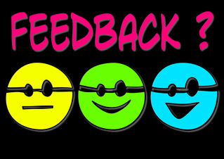 Pensez à faire des retours positifs... ou de l'utilité du feedback.