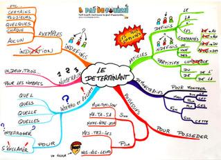 Bientôt des ateliers d'initiation au mindmapping pour les enfants (accompagnés de leurs parents)
