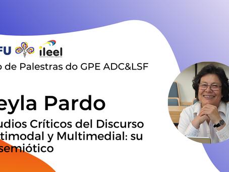 Palestra de fechamento do Ciclo de Palestras do GPE ADC&LSF 2021
