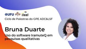 Quarta palestra do Ciclo de Palestras do GPE ADC&LSF