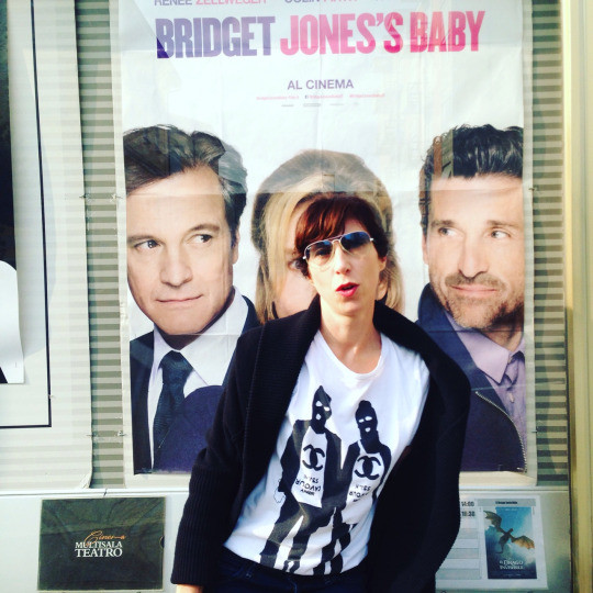 Benedetta Arlin come Bridget Jones