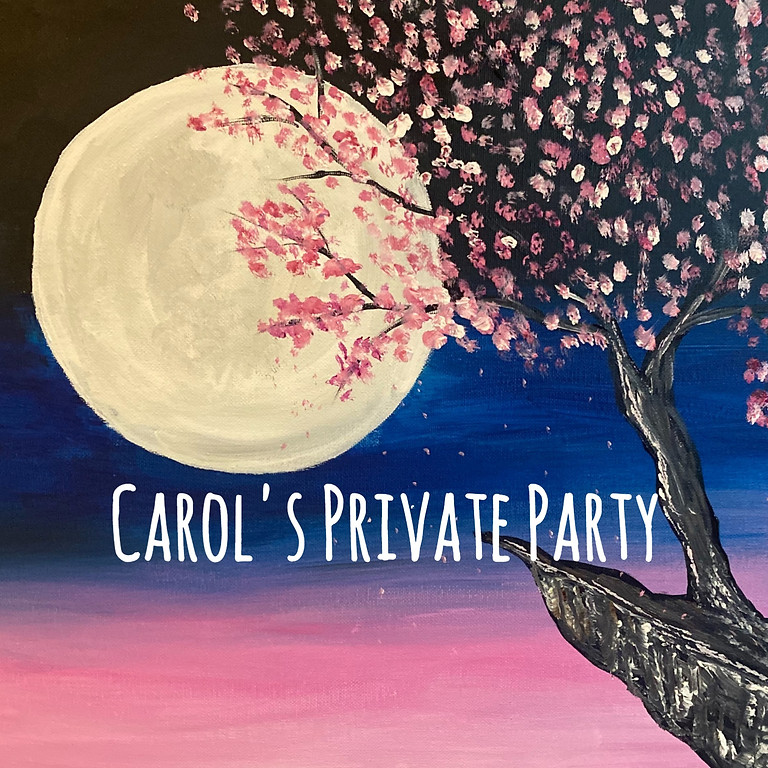 Carol's June Blossoms Private Party