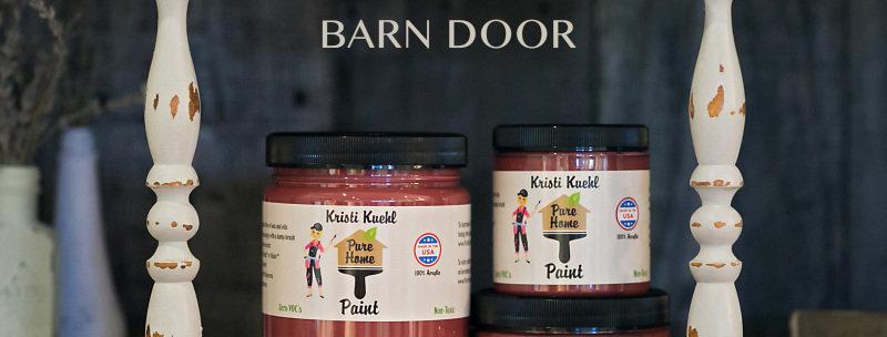 Pure Home Barn Door