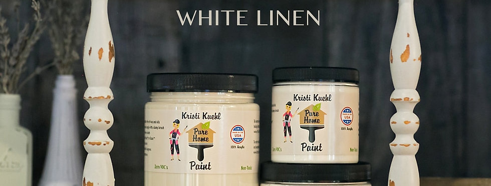 Pure Home White Linen