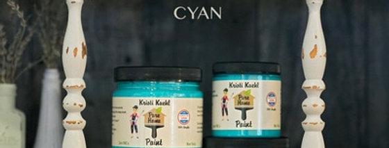 Pure Home Cyan