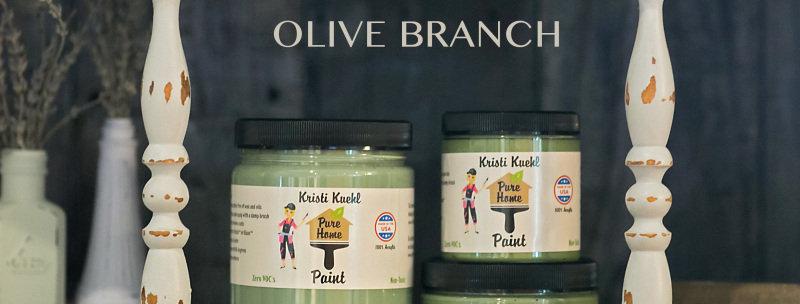 Pure Home Olive Branch