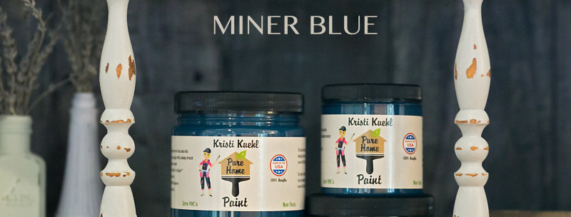 Pure Home Miner Blue