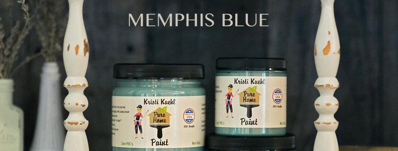 Pure Home Memphis Blue