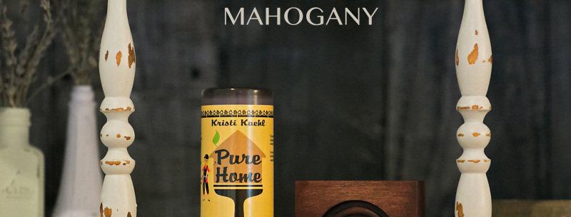 Protective Wood MAHOGANY