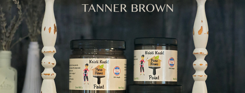 Pure Home Tanner Brown