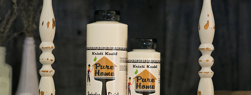 Pure Home Clear Protective Finish Matte