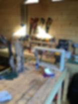 Inside my workshop
