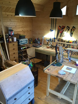 Inside my workshop