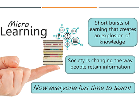Traditional Training Processes vs. Micro Learning