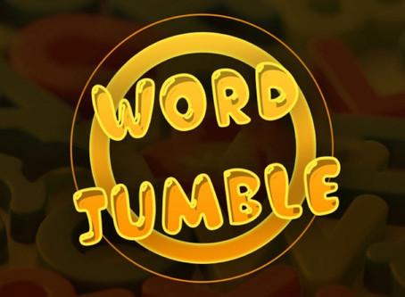 Gamification – Word Jumble