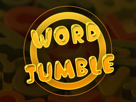 Gamification – Word Jumble