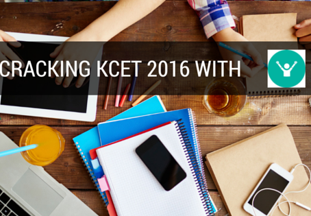 Crack K-CET 2016 with OUST