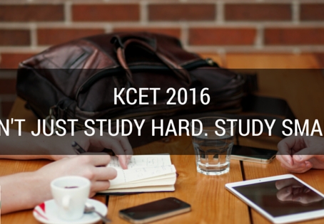 Studying Smart For CET 2016 With OUST!