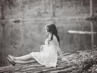 Mabel's Maternity Session | Radnor Lake State Park