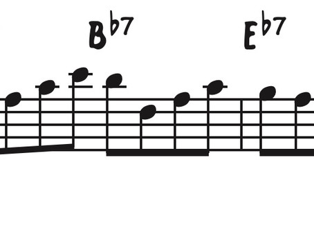 Making Transitions Over the Blues Pt III