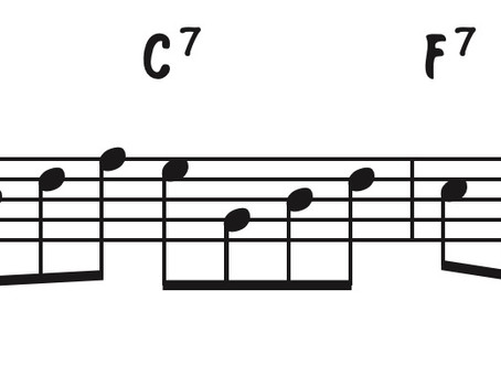 Making Transitions over the Blues Pt I